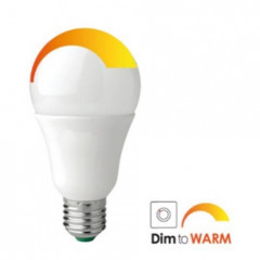 Bulb E27 LED Dim to Warm