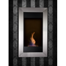 Bio blaze square flame vertical 1