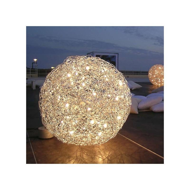 catellani smith fil de fer outdoor lampe de sol ext rieur. Black Bedroom Furniture Sets. Home Design Ideas