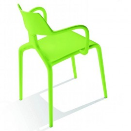 Chaise Shark Green