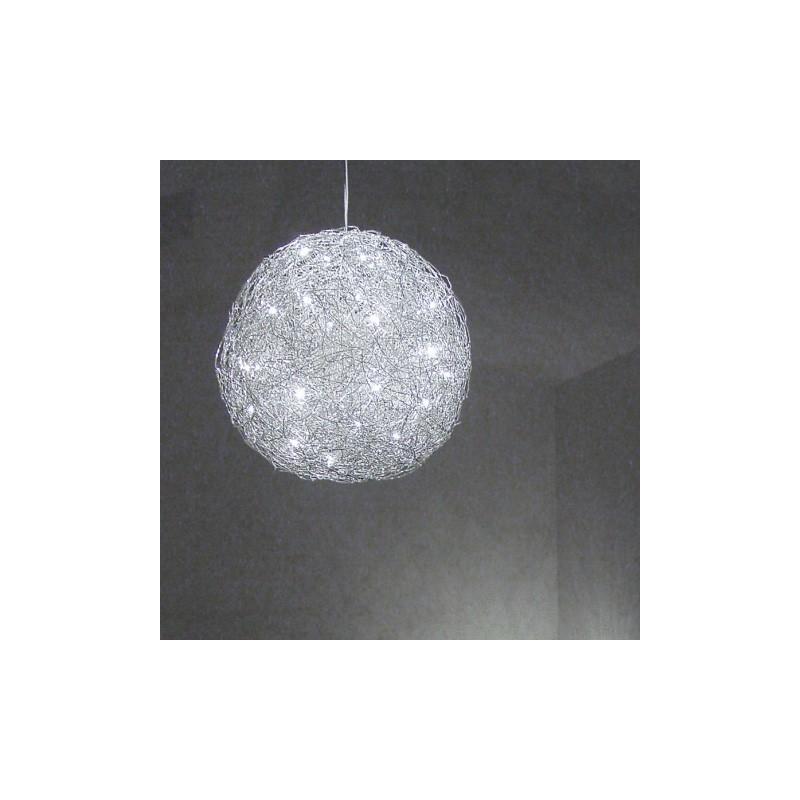 catellani smith fil de fer suspension 220v lustre design. Black Bedroom Furniture Sets. Home Design Ideas