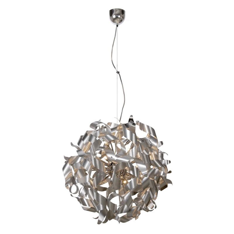 suspension and o alumi luminaire suspendu design lustre contemporain aluminium. Black Bedroom Furniture Sets. Home Design Ideas
