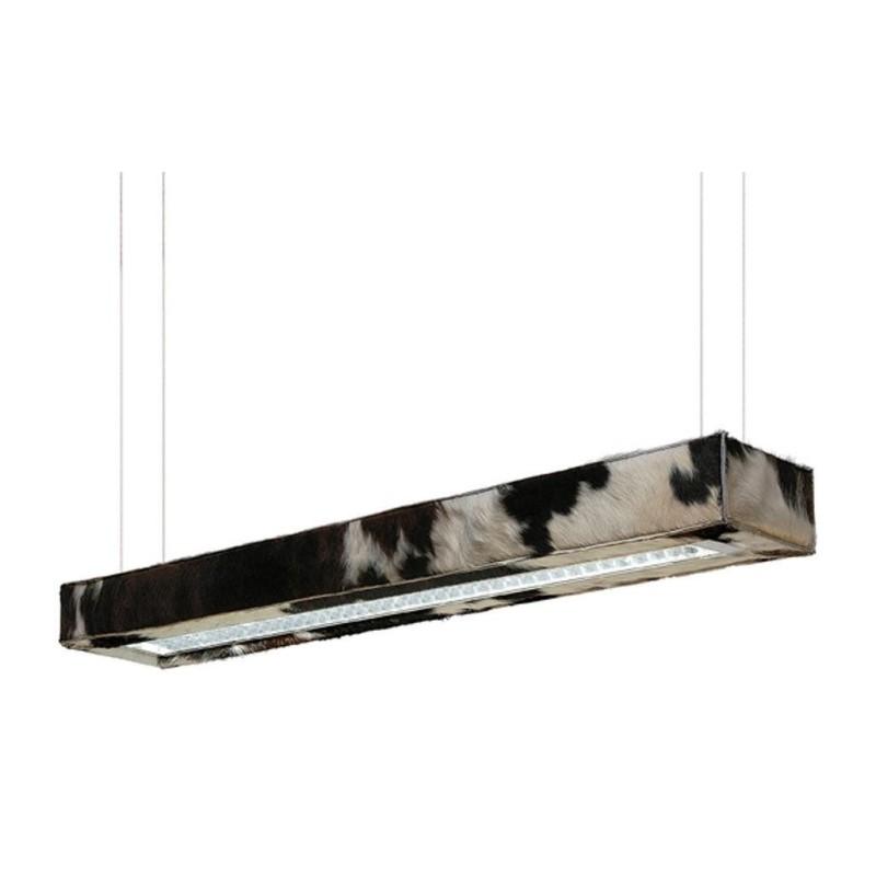 ... , Bac Néons Design, Eclairage Suspendu en Poils, Luminaire Tendance