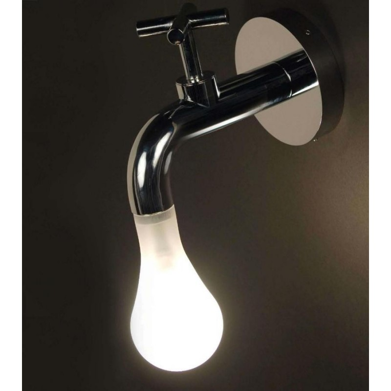 wever ducr lightdrop tap wall lamp for bathroom ip44. Black Bedroom Furniture Sets. Home Design Ideas