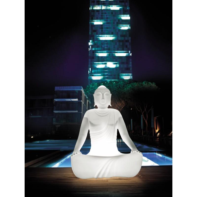 21St Twentyfirst Sereno Bouddha Lumineux