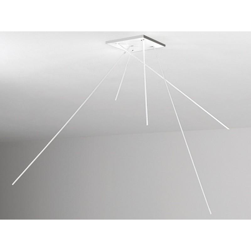 Icone Luce Spillo 5 Ceiling Lamp Led Design