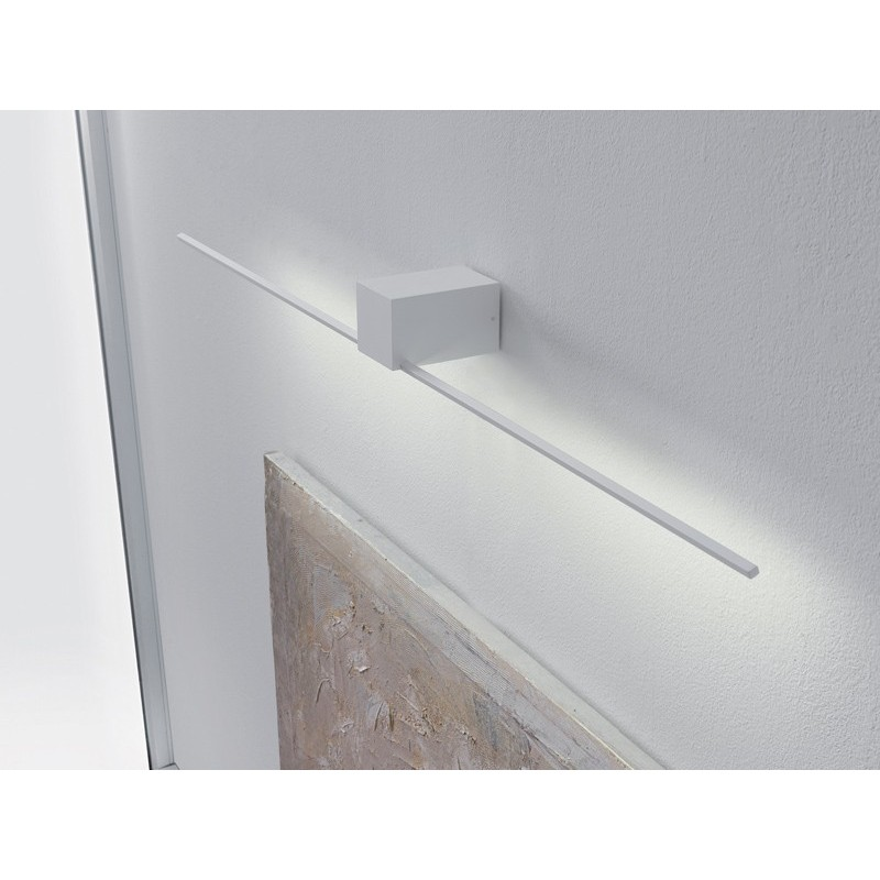 Icone luce orizzonte applique led eclairage mural tableau - Eclairage tableau led ...