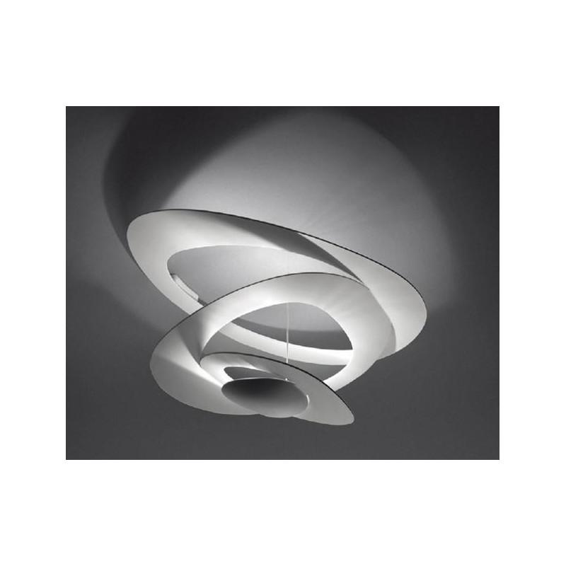 artemide pirce plafonnier design en led et halog ne. Black Bedroom Furniture Sets. Home Design Ideas