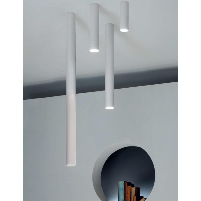 studio italia design a tube ceiling luminaire plafonnier. Black Bedroom Furniture Sets. Home Design Ideas