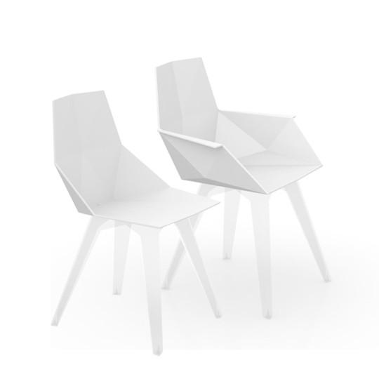 Faz Chair & Armchair Vondom