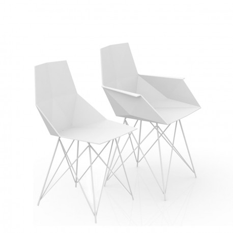 Faz Steel Chair & Armchair Vondom