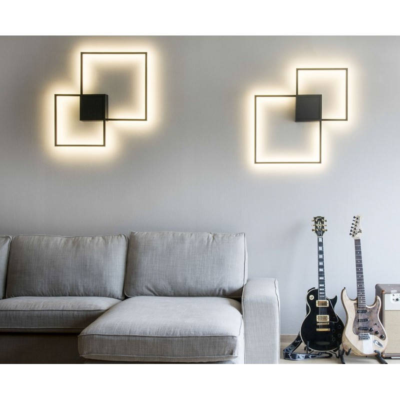 wever and ducr venn 1 0 and 2 0 wall lamp led design. Black Bedroom Furniture Sets. Home Design Ideas