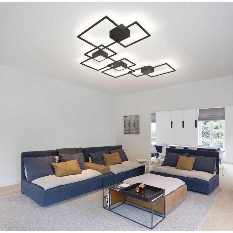 wever ducr venn surface ceiling lamp led design. Black Bedroom Furniture Sets. Home Design Ideas