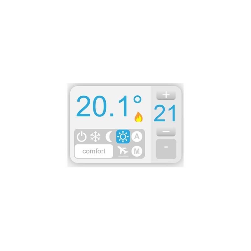 Edisio Pack Verwarming / Koeling
