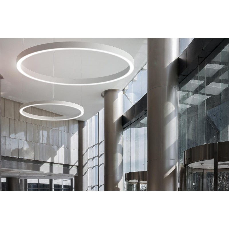 Panzeri Golden Ring Great Circle King Size Xxl Led Lighting