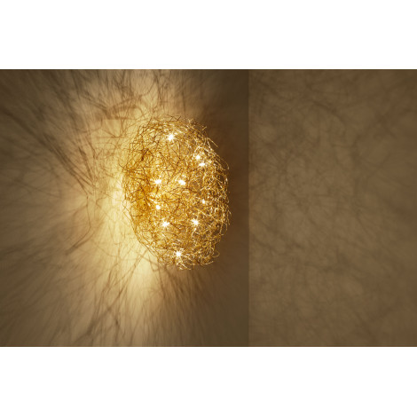 Catellani and Smith Fil de Fer CW Ovale Wall Lamps, Lighting ...
