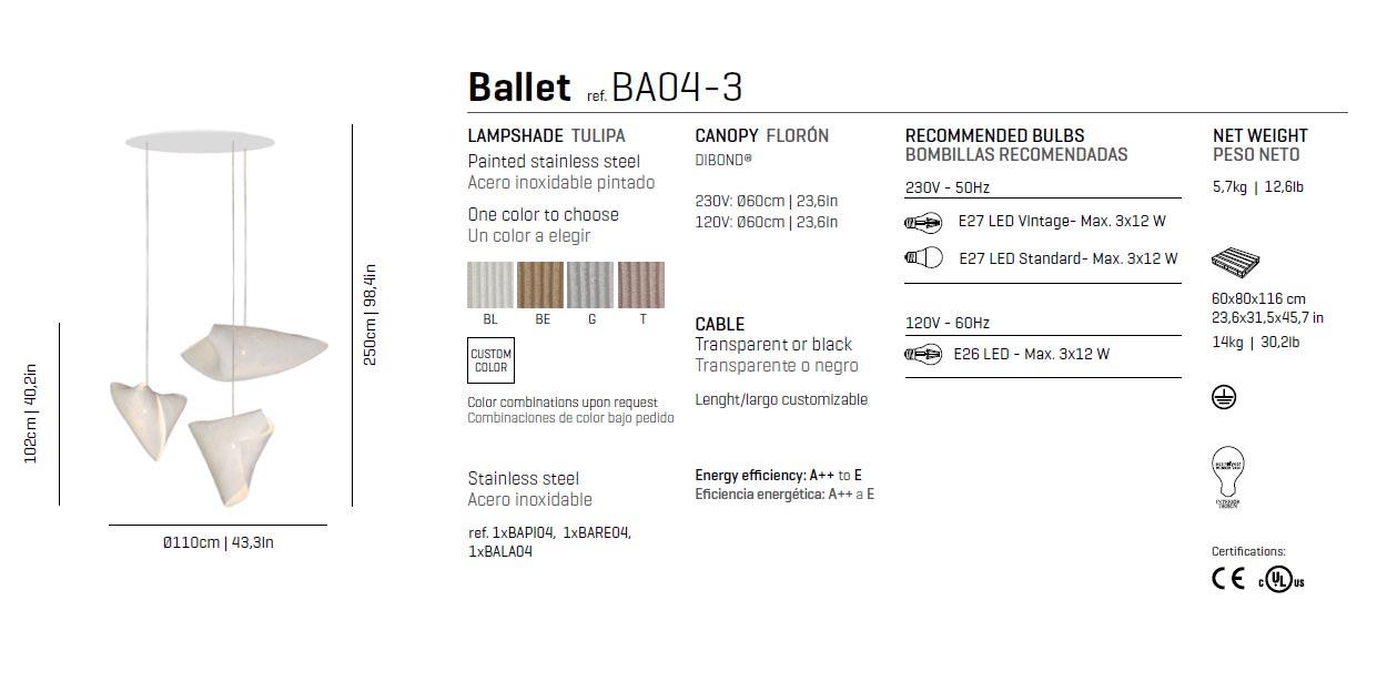Arturo Alvarez Ballet Compo Tech