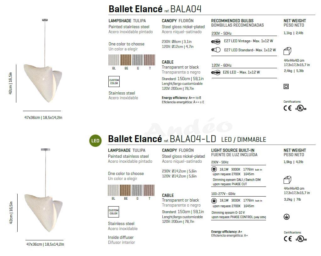 Arturo Alvarez Ballet Elance Tech