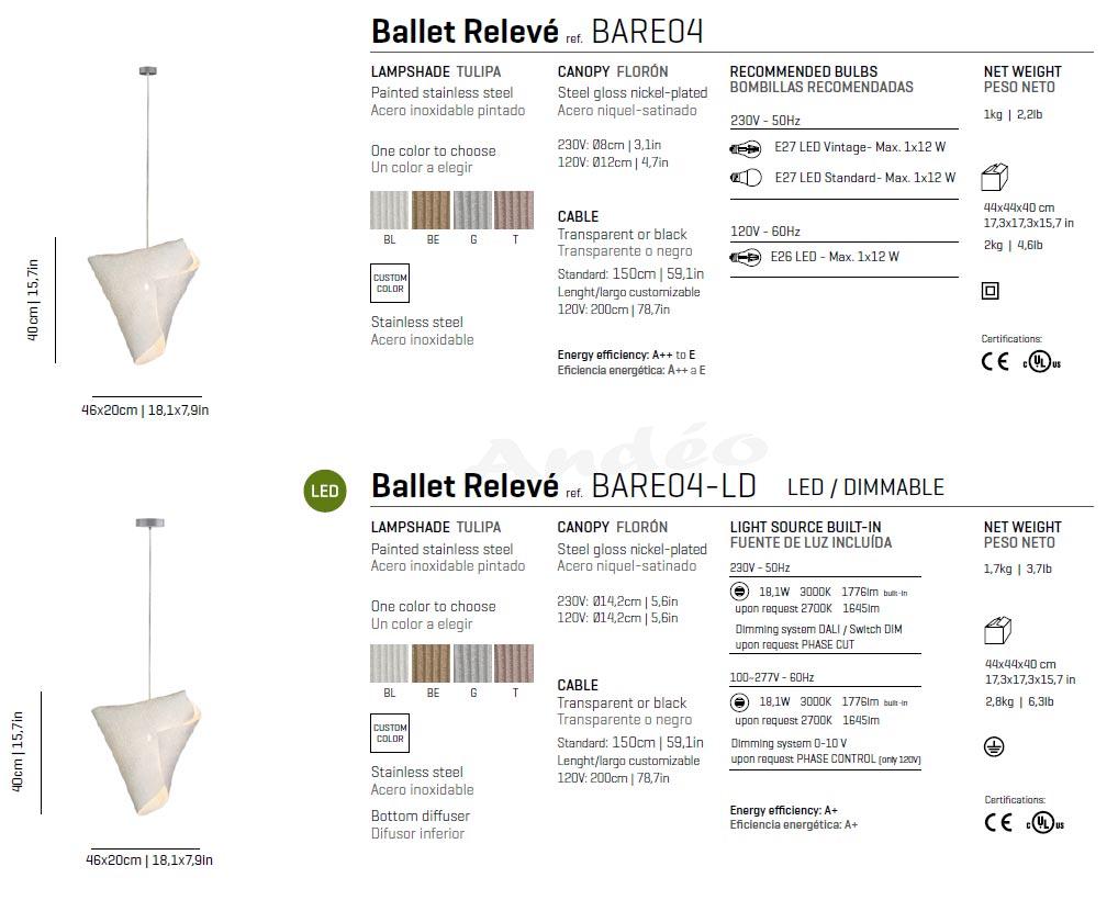 Arturo Alvarez Ballet Releve Tech