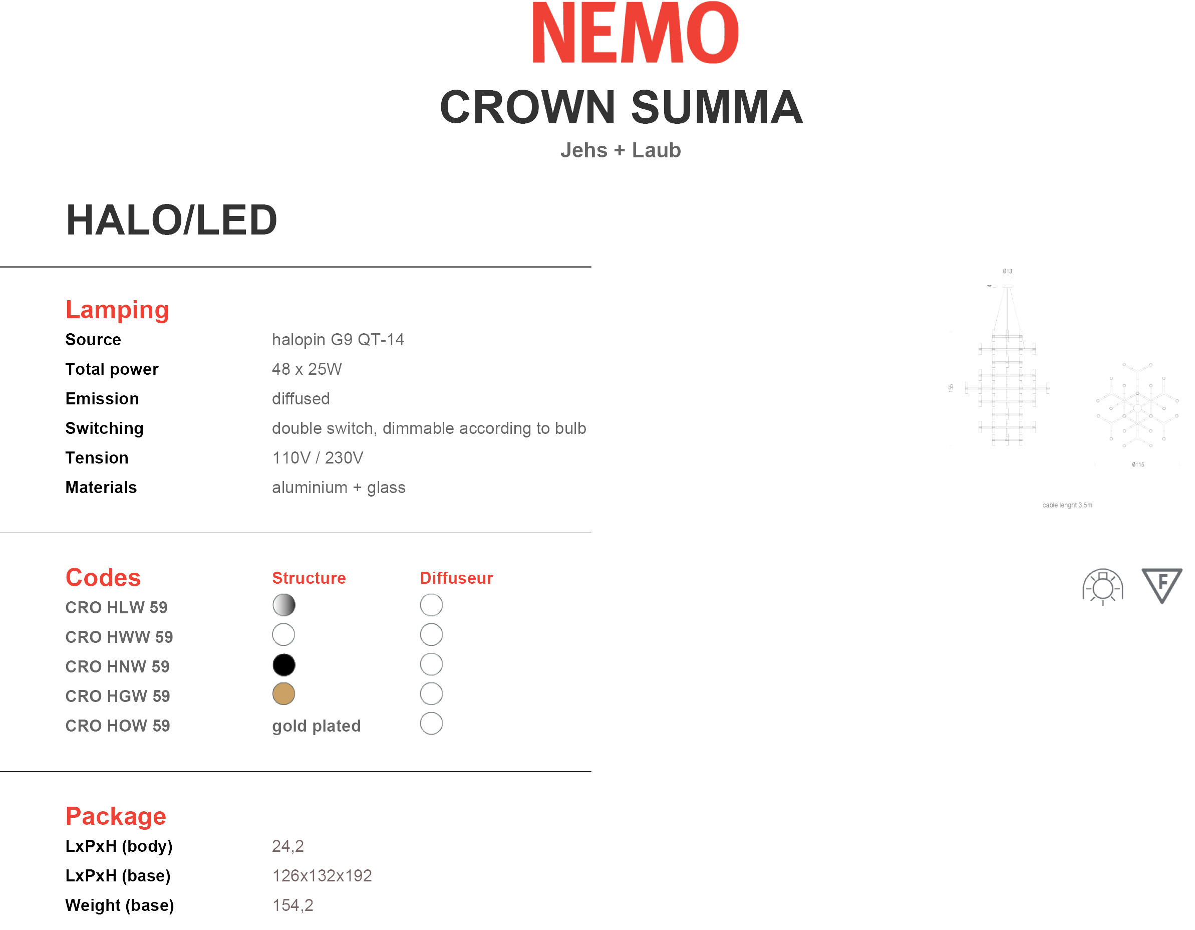 Nemo Crown Summa Tech