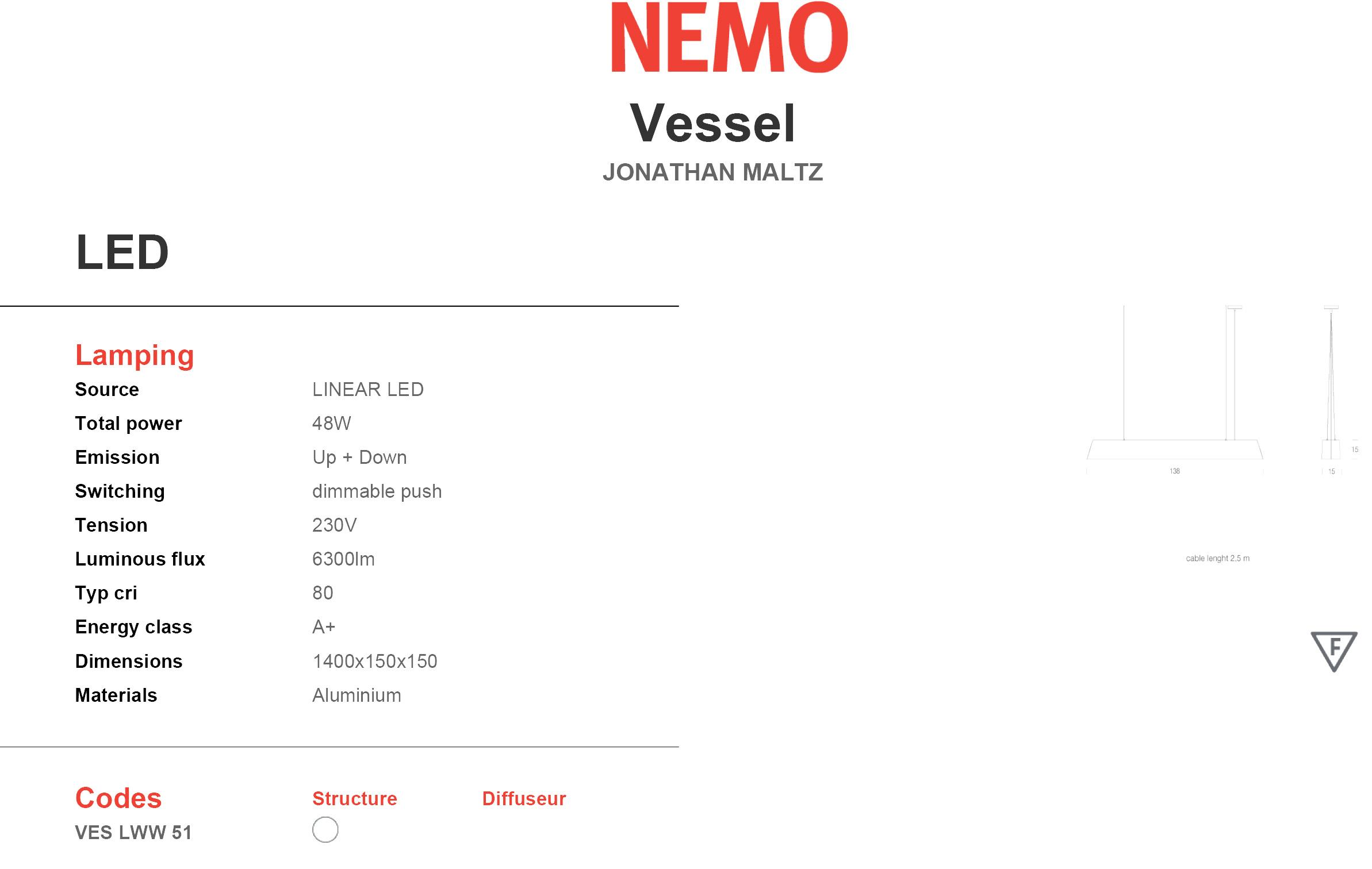 Nemo Lighting Vessel Tech